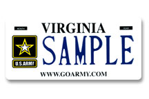 Army Plate
