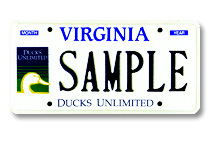 Ducks Unlimited Plate