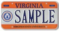 Virginia State University - Seal Plate