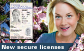 Virginias Secure Drivers Licenses and ID Cards - New secure licenses