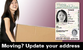 Virginias Secure Drivers Licenses and ID Cards - Moving? Update your address