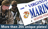 More than 200 unique plates!