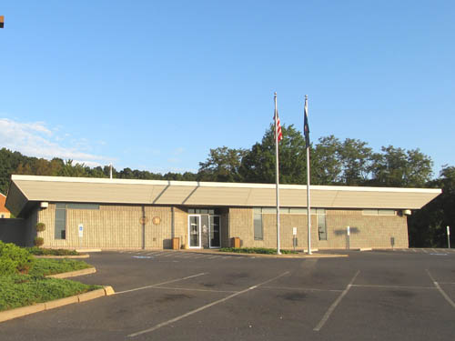 Exterior photo of office.