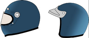 Illustration of Helmets