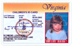 Child ID Issued before Spring 2009