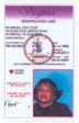 ID for Individuals Under 21 
