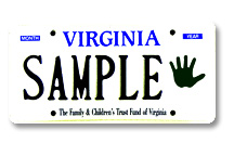 Family/Children Fund - Hand Plate