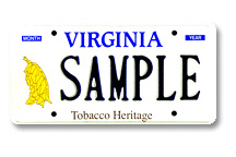 Tobacco Heritage Plate