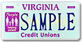 Credit Unions Plate