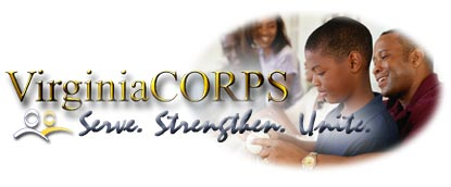 VirginiaCORPS - Serve. Strengthen. Unite.