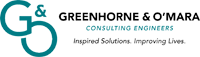 Logo for Greenhorne & O'Mara, Inc.